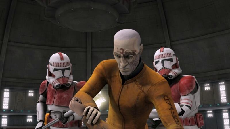 Screenshot de Clone en regardant Star Wars Clone Wars Vlcsna93
