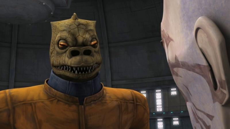 Screenshot de Clone en regardant Star Wars Clone Wars Vlcsna94