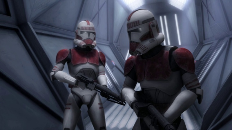 Screenshot de Clone en regardant Star Wars Clone Wars Vlcsna96