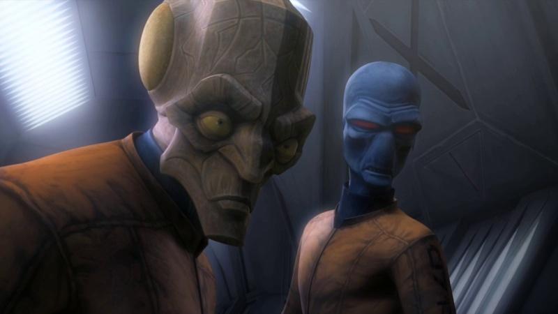 Screenshot de Clone en regardant Star Wars Clone Wars Vlcsna97
