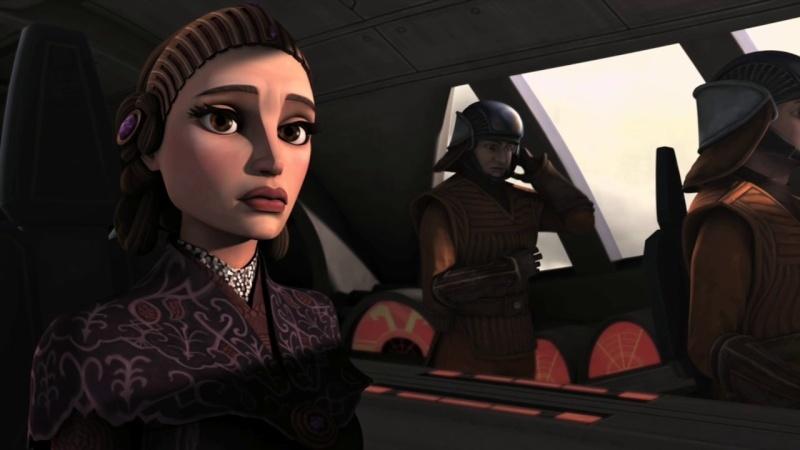 Screenshot de Clone en regardant Star Wars Clone Wars Vlcsna98