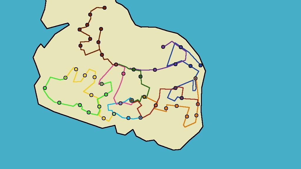 Isla Real --- MAJ Page : 15 / Le Palais Princier : Partie 3/3 ; Le port Carte_10