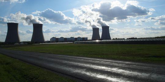 Problème dans une centrale nucléaire française 15106510