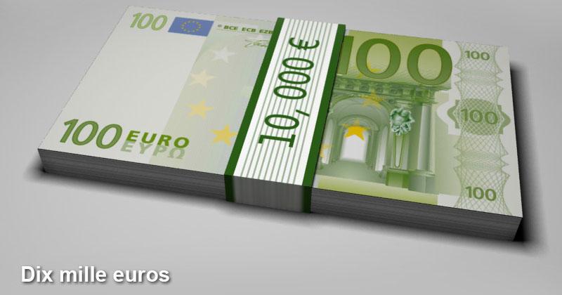 La dette publique française haute comme l'Arc de Triomphe  217