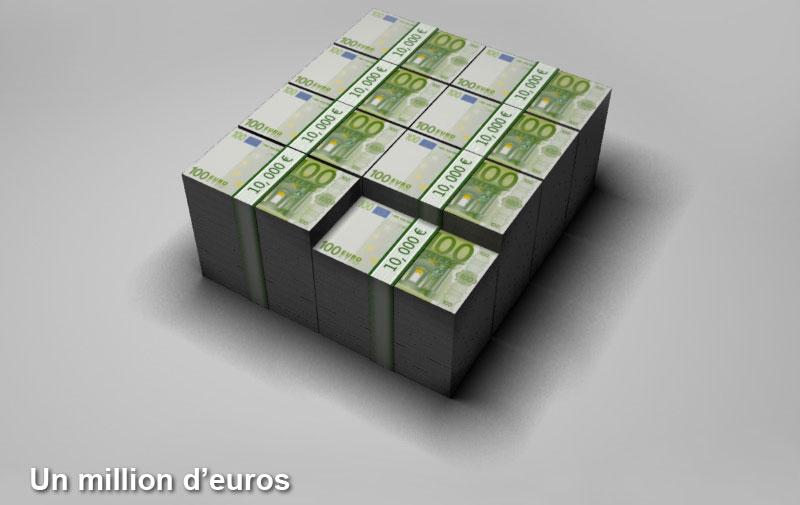 La dette publique française haute comme l'Arc de Triomphe  314