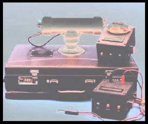 Sur la possibilité de contrôle à distance par l'induction électromagnétique d'algorithmes fondamentaux Elf10