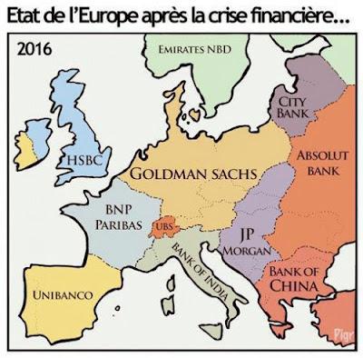 """opération - Un """"gouvernement Goldman Sachs"""" en Europe ? Europe10"""