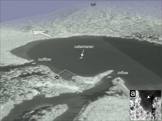 Le cratère de Patom, Tunguska et présence intraterrestre Figure12