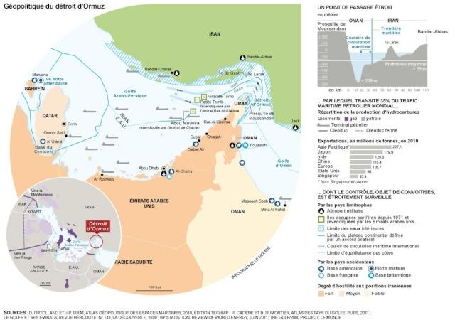 dossier - Dossier sur l'Iran, géostratégie, manipulation, nucléaire, future guerre, cartes Geopol10