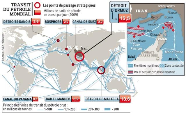 dossier - Dossier sur l'Iran, géostratégie, manipulation, nucléaire, future guerre, cartes Iran-d10