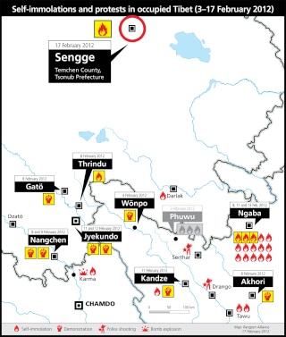 Des centaines de tibétains emmenés de force dans une destination inconnue + infos sur le Tibet Map_ts10