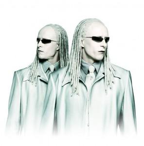 Les agents de la Matrice Twins-10