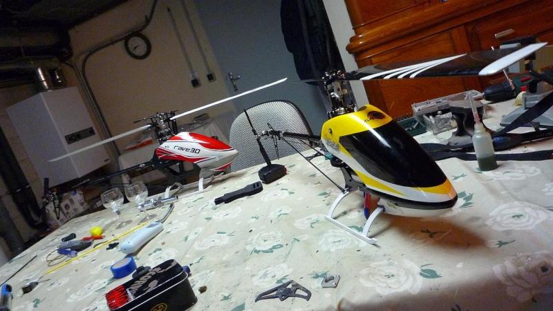 Rave 450 Flybar P1030710