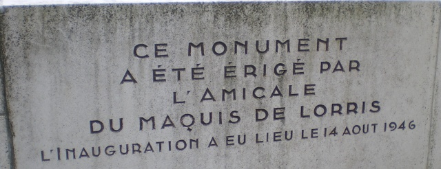 Musée de Lorris (Résistance et Déportation) Imgp5019