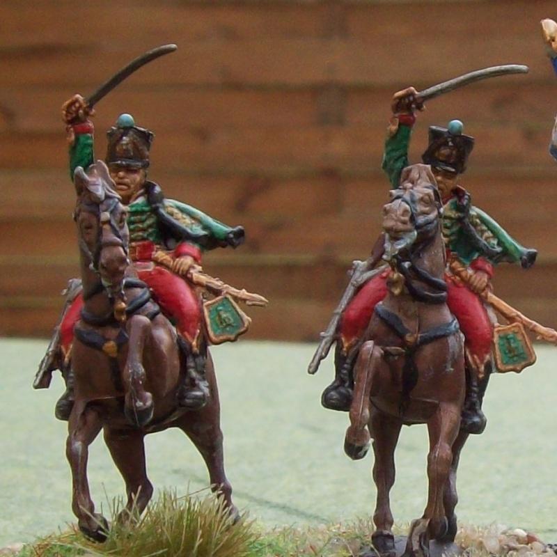 Vitrine de loken32: almoravides et egyptiens Hussar10