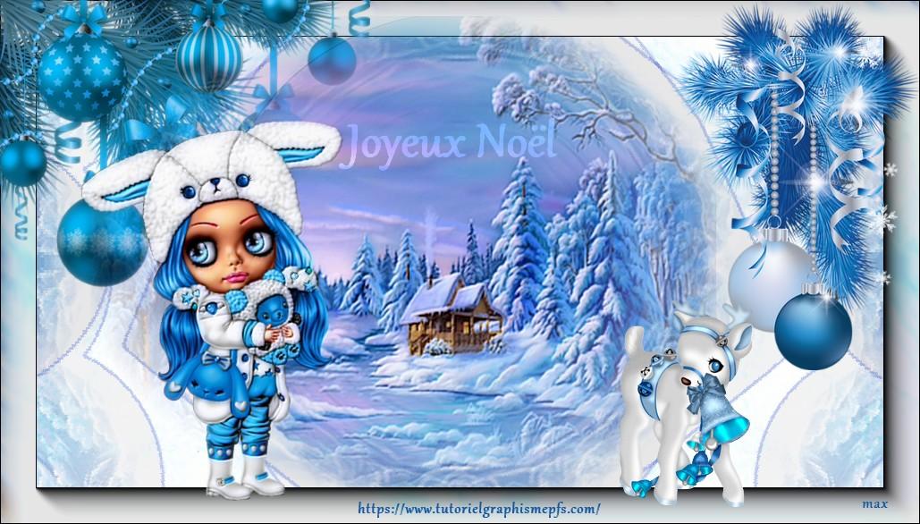 """Logo """"Fête """"Noël 2020 ►Servez vous Llllll14"""