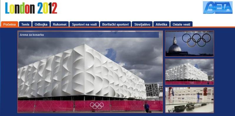 Olimpijada - London 2012 Screen33