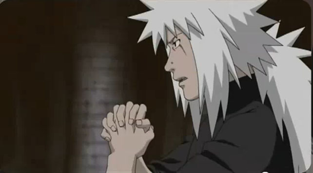 Naruto Shippuden (Varios) Jiraiy10