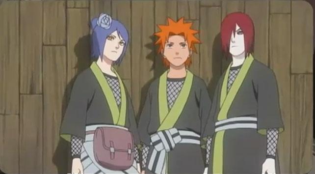 Naruto Shippuden (Varios) Jiraiy12