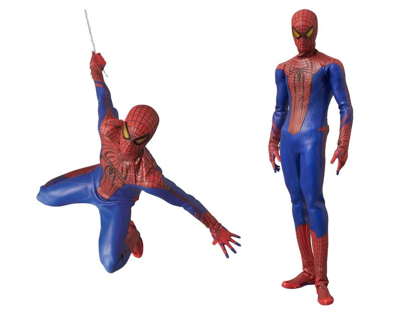 AMAZING SPIDERMAN - Medicom - ( RAH         ) 1rahsp10