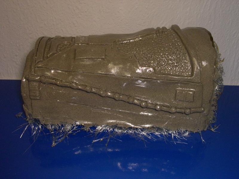 COSTUME PREDATOR GOLDO38 &  SCAR et objets echelle 1 Dscn2813