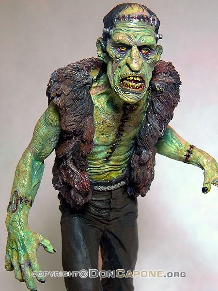 La créature de Frankenstein Franke10