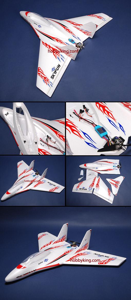 Aile volante SKYFUN de Skyartec Skyfun10