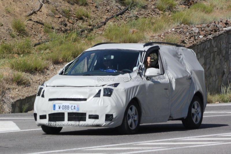 2011 - [Renault] Scénic III Restylé [J95] 20451510