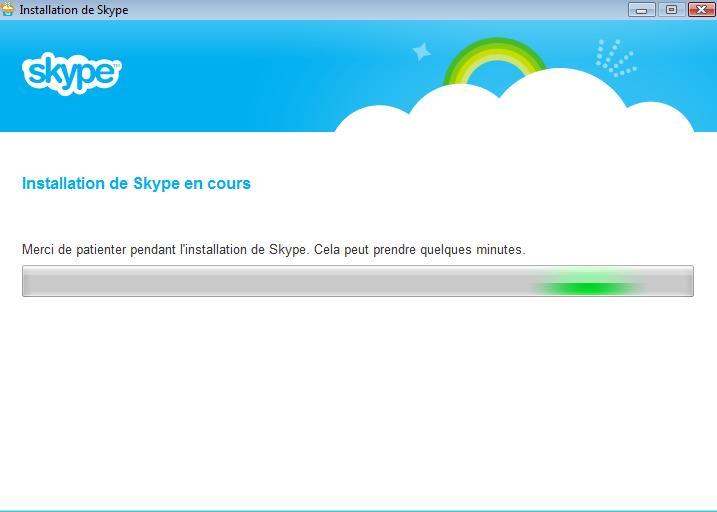Comment installer et utiliser Skype? Rech_g13