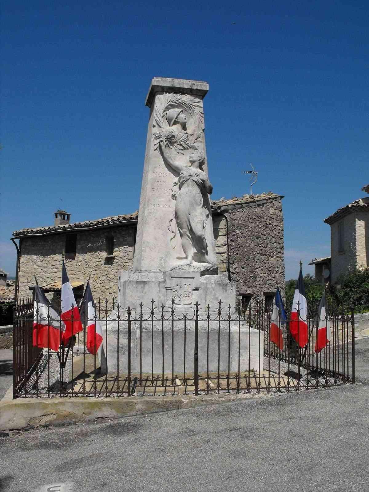 [Histoires et Histoire] Monuments aux morts originaux Français Tome 1 - Page 4 0075va10
