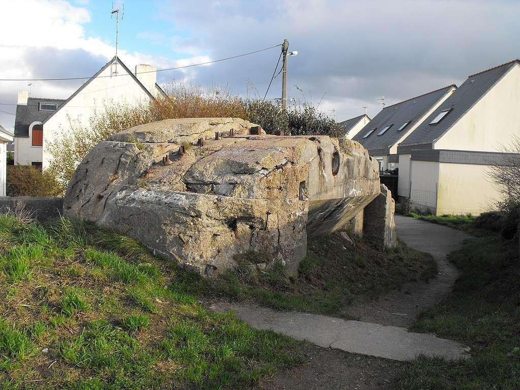[Histoires et Histoire] Fortifications et ouvrages du mur de l'atlantique (Sujet unique) - Page 4 Bloc112