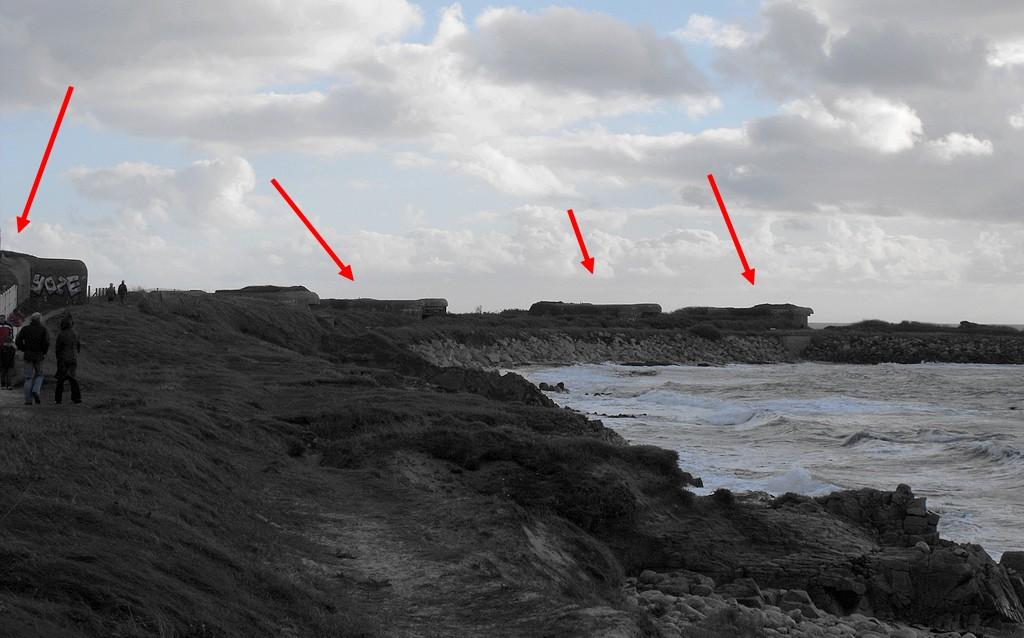 [Histoires et Histoire] Fortifications et ouvrages du mur de l'atlantique (Sujet unique) - Page 4 Bloc310