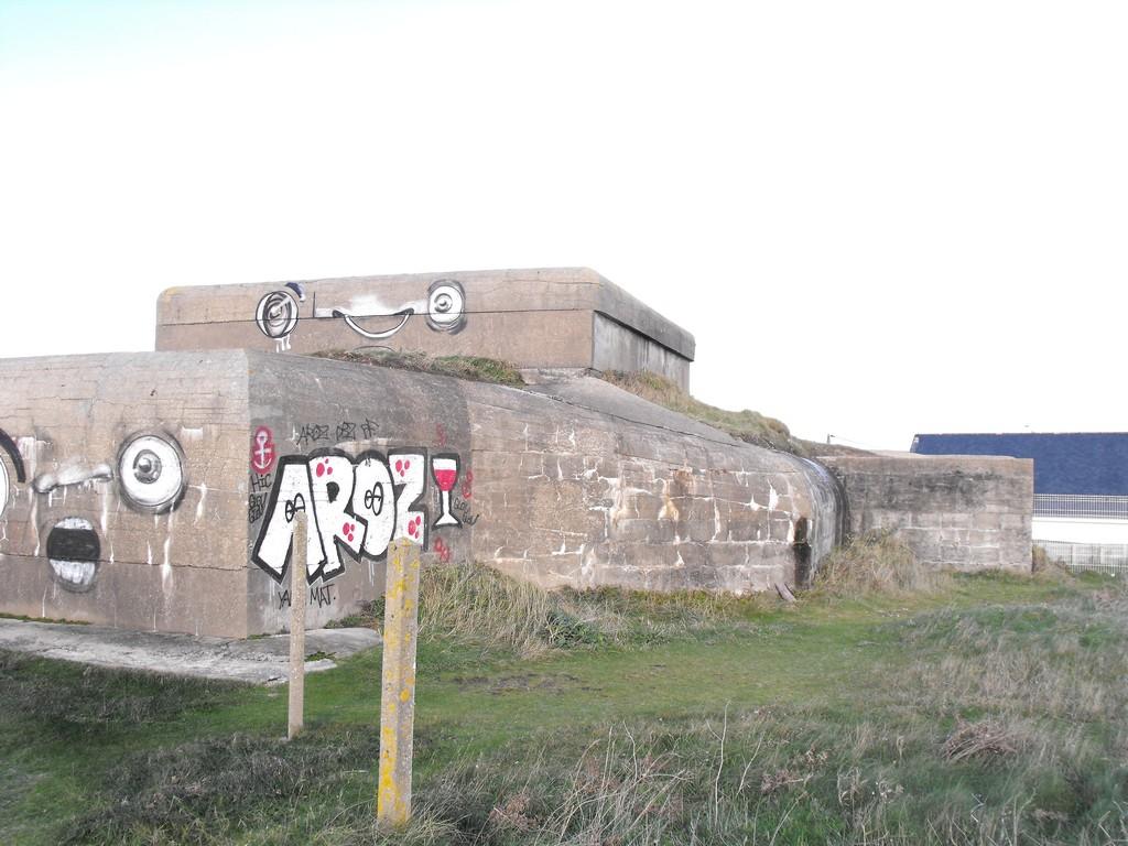 [Histoires et Histoire] Fortifications et ouvrages du mur de l'atlantique (Sujet unique) - Page 4 Bloc510