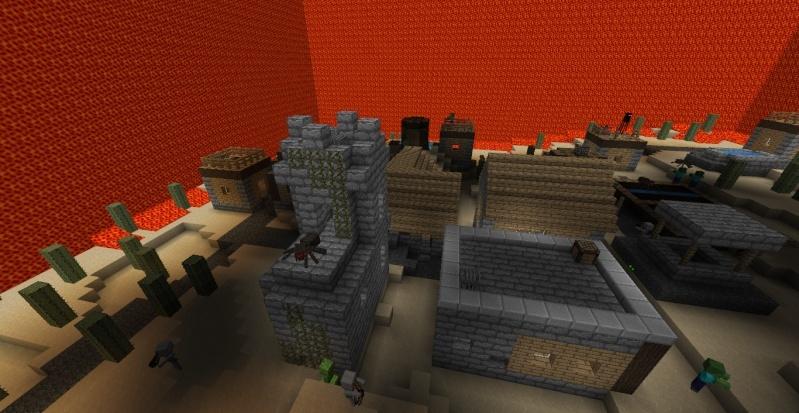 Abierto el nuevo warp de Mob Arena para conseguir xp 2012-026