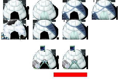 Usine Thérapeutique  Igloos11