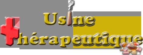 Usine Thérapeutique  Uu110