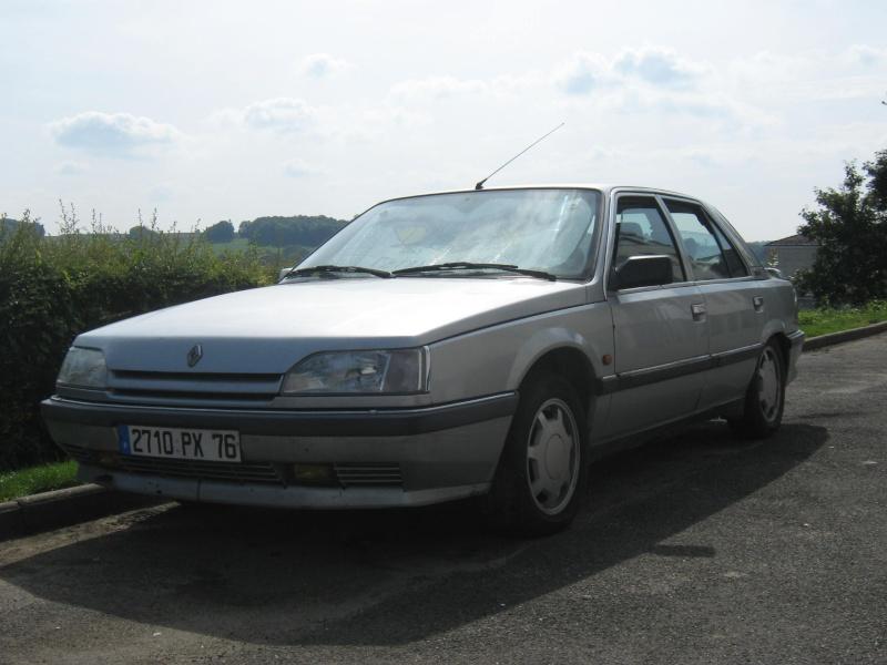 voici mes voitures actuelle et anciénne Renaul20