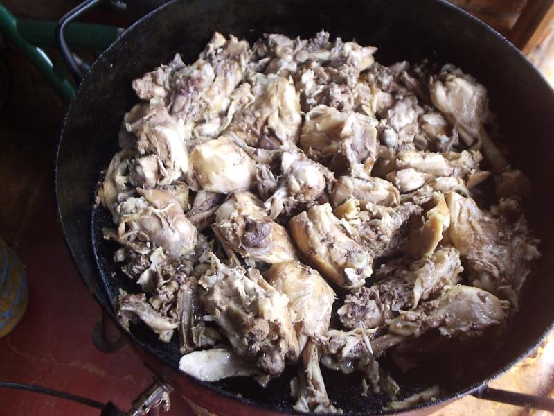 Sugerencias para las recetas que utilizan pollo P2250018