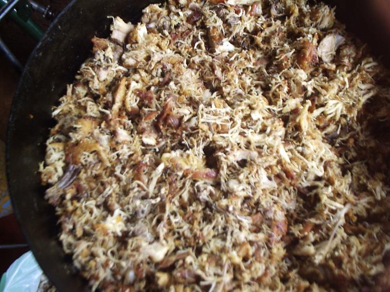 Sugerencias para las recetas que utilizan pollo P2250020