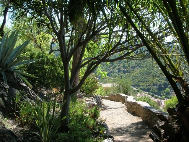 Jardin méditerranéen de ROQUEBRUN Visite41
