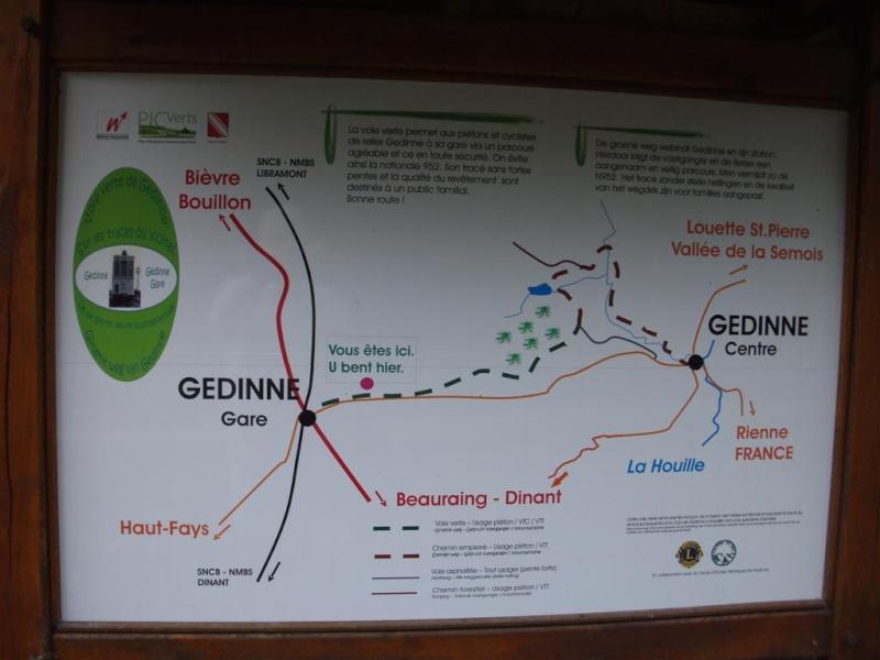 RAVel L524 Gedinne - Vresse-sur-Semois - Alle-sur-Semois et Vresse-sur-Semois-Membre Gedinn10