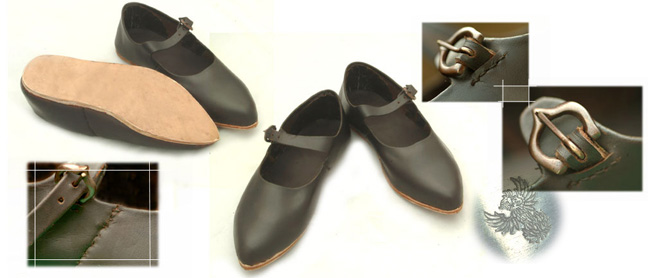 Chaussures Dame Gdfb-s10