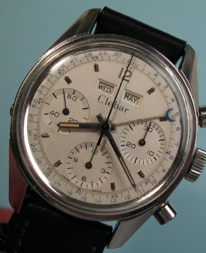 Les marques obscures, oubliées, disparues ... le plaisir des collectionneurs de montres anciennes ! 11cled13