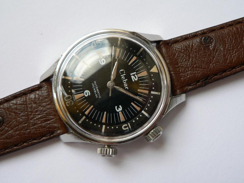 Les marques obscures, oubliées, disparues ... le plaisir des collectionneurs de montres anciennes ! Chrono10