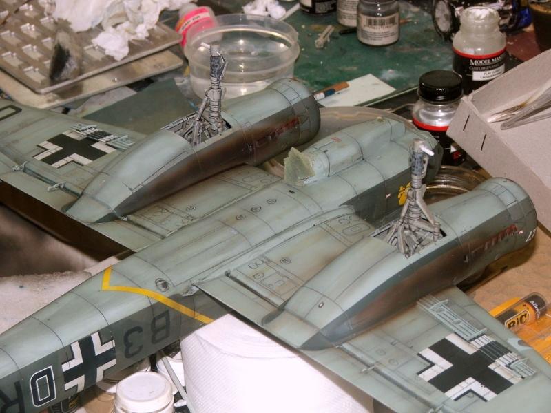 In progress.....1/32nd Junkers Ju88 A1 Dscf2117