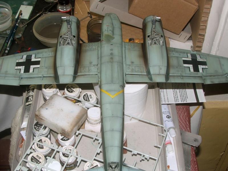 In progress.....1/32nd Junkers Ju88 A1 Dscf2119