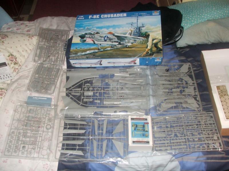 1/32nd F-8E Crusader Dscf2138