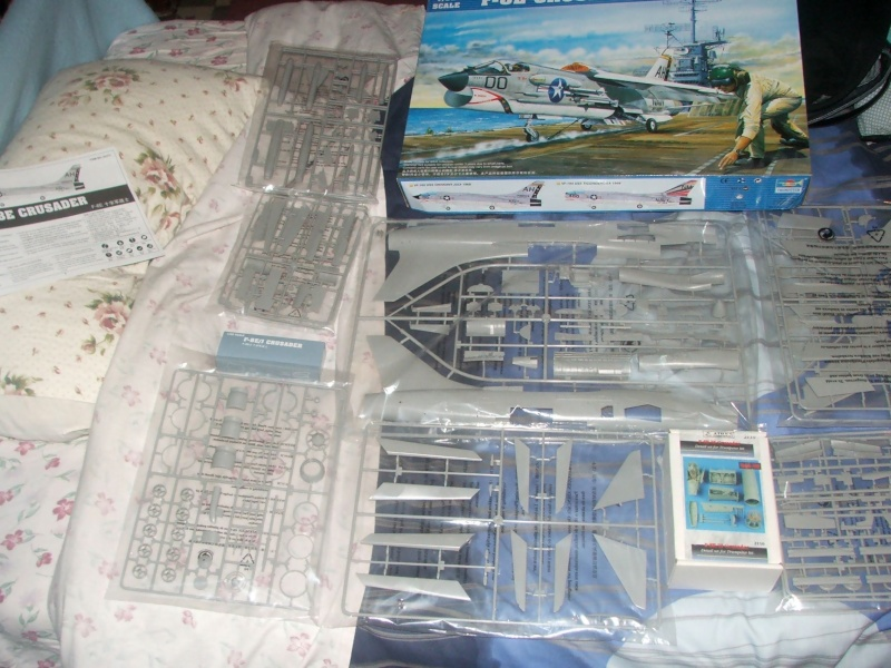 1/32nd F-8E Crusader Dscf2140