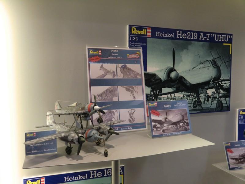 Revell 1/32nd Heinkel He219 A7 'UHU' Revell10