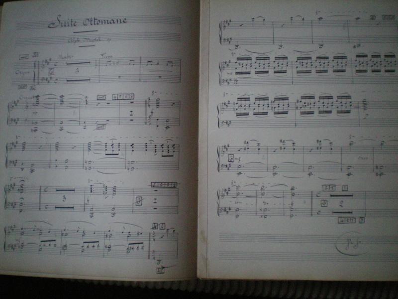 """Alphonse MUSTEL: """"Scène / Suite ottomane"""": Composition mystérique Docume14"""